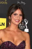Shelley Hennig arrives at the 2012 Daytime Emmy Awards Royalty Free Stock Photo
