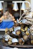 shellfish Images libres de droits