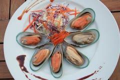 Shellfish. Food Royalty Free Stock Photography