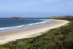 Shellharbour in Killalea state park Stock Photography
