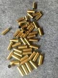 Shelling gun Royalty Free Stock Image