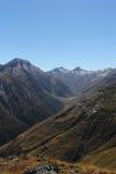 Shellite Mine, Glenorchy Stock Images