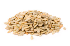Shellless Sunflower Seed Royalty Free Stock Photo