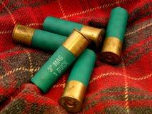 shells hagelgeväret Fotografering för Bildbyråer