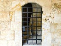 The shells` house - Casa de las Conchas, Salamanca, Spain stock photography