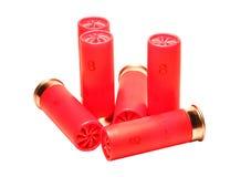 Shells van het jachtgeweer Royalty-vrije Stock Afbeelding