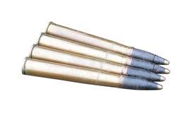 Shells van het kanon Stock Foto