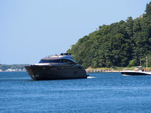 Shelter Island boating Stock Photography