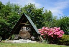 Shelton Вашингтон стоковые фото