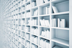 Shelves Stock Image
