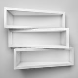 Shelves Royalty Free Stock Photos