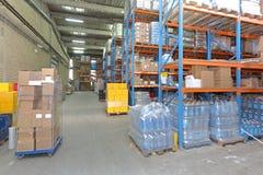 Food Warehouse Stock Photos
