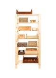 Shelves Royalty Free Stock Photo