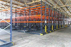 Shelving system Stock Images