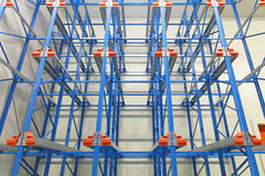 Shelving system Stock Photos
