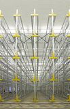 Shelving System Stock Image