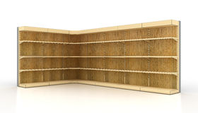 Shelving Stock Photo