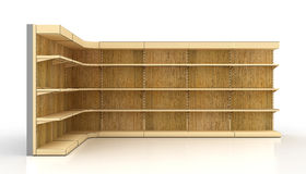 Shelving Royalty Free Stock Images