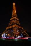 Shen Zhen Windows do mundo em China na noite Imagem de Stock Royalty Free