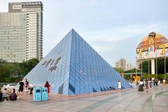 Shen Zhen Windows du monde en Chine photographie stock libre de droits