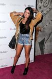 Shenae Grimes. At Google And T-Mobile Celebrate The Launch Of Google Music, Mr. Brainwash Studios, Los Angeles, CA 11-16-11 Royalty Free Stock Image