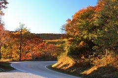 shenandoah национального парка осени Стоковое Изображение RF