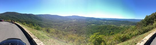 Shenandoah Dolina Zdjęcia Royalty Free
