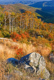 Shenandoah National park Royalty Free Stock Images