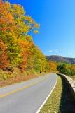 Shenandoah National park. At autumn Royalty Free Stock Images