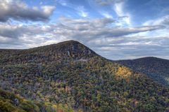 Shenandoah National park in Early Autumn royalty free stock images