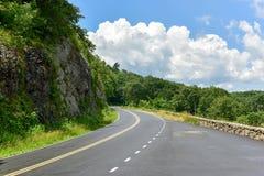 Shenandoah nationalpark - Virginia Arkivbild