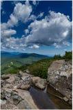 Shenandoah Valley Вирджиния Стоковая Фотография