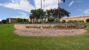 Shenandoah Valley jugendlicher einwandernder Missbrauchsmittelskandal stock footage