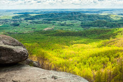 Shenandoah Valley Royalty Free Stock Photography