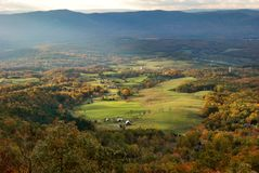Shenandoah Valley, Virginia Stock Photography