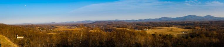 Shenandoah Valley in West-Virginia Lizenzfreies Stockfoto