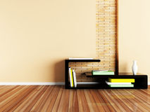 Shene di interior design illustrazione vettoriale