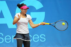 Sheng-Nan Sun - Prague open 2011 Royalty Free Stock Images