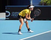 Shengnan Sun (CHN), tennis player Stock Photo