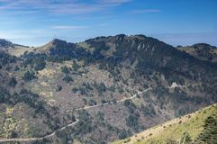 ShenNongJia Shennong dolina zdjęcie royalty free
