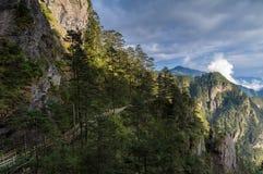 ShenNongJia Shennong dolina obraz stock