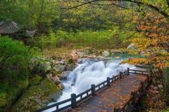 ShenNongJia xiangxiyuan royalty free stock image