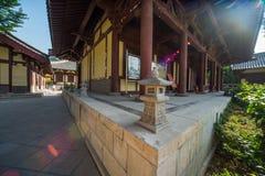 Shentong Temple in Four Gates Pagoda Park, Jinan Stock Photography