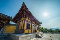 Shentong Temple in Four Gates Pagoda Park, Jinan Royalty Free Stock Image