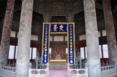 Shenyang-britischer Palast, China stockfotografie