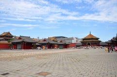Shenyang-britischer Palast, China stockfotos