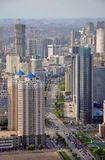 Shenyang CBD, China Royalty Free Stock Image