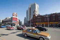 Shenyang city Royalty Free Stock Images