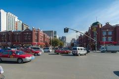 Shenyang city Stock Images