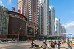 Shenyang city Stock Image